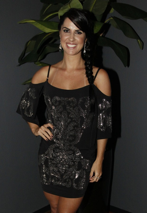 Graciele Lacerda  (Foto: Celso Tavares / EGO)