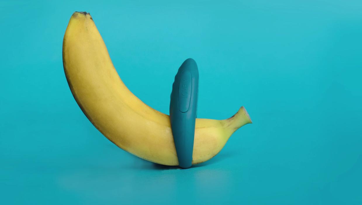 Lovely, o brinquedo sexual que também é controle de saúde (Foto: Divulgação)