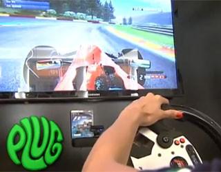 Plug! (Foto: Reprodução/ RPC TV)