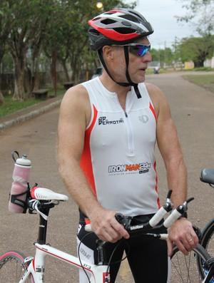Ivan Silveira, Triathlon Rondônia (Foto: Larissa Vieira)