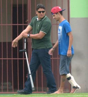 Josy Braz, meia do Atlético-AC (Foto: Reprodução/Rede Amazônica Acre)