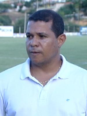 Roni Eller, técnico do Linhares (Foto: Reprodução/TV Gazeta Norte)