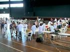 Vitória tem pouca procura e Cariacica muitas filas por vacina no Dia D