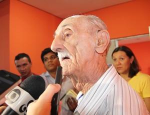 Amadeu Teixeira (Foto: Gabriel Mansur)