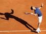 Sofrido de novo! Djokovic supera Busta e vai às quartas de Monte Carlo