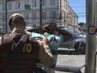 Suspeito de assaltar loja no centro de Salvador é preso em flagrante; vídeo
