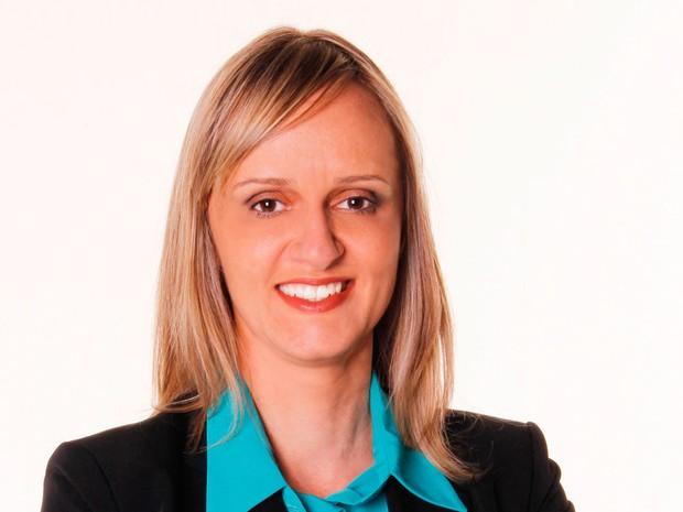 Secretaria de Educação: Paloma Modesto (Foto: Divulgação)