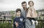 Fofos! Henri Castelli abre a casa e mostra dia a dia com os filhos (Raphael Dias/Gshow)