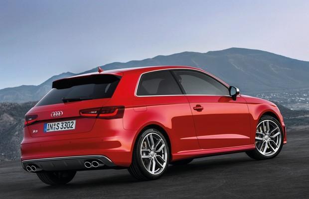Audi S3 2013 (Foto: Divulgação)