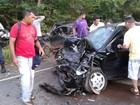 Vítima de acidente na PI-112 está em estado grave na UTI em Teresina