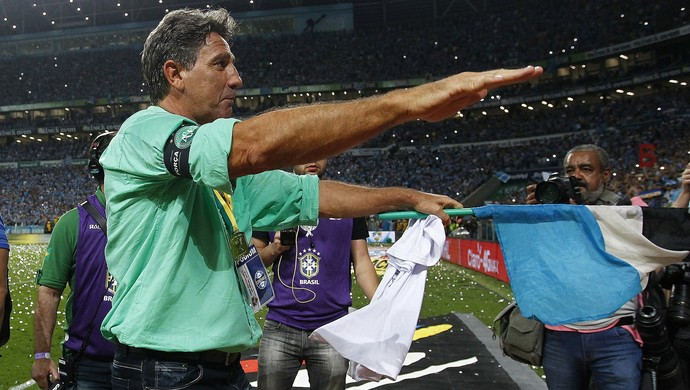 a709276c41 GrÊmio x Atlético-MG Copa do Brasil final Grêmio Renato Gaúcho penta (Foto