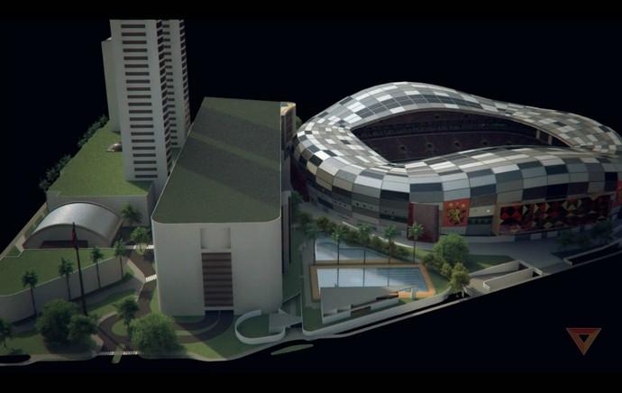 Arena do Sport (Foto: Divulgação)