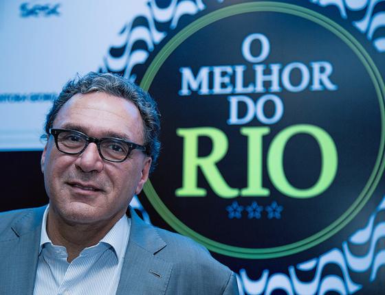 O empresário Rogério Fasano  (Foto:  Felipe O'Neill/ÉPOCA)