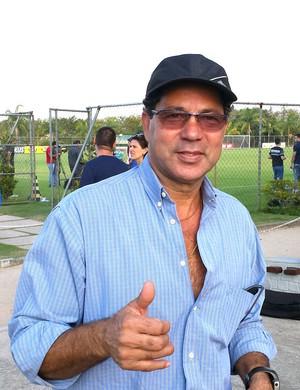 Paulo César Borges, ex-goleiro do Cruzeiro (Foto: Marcos Antonio Astoni)