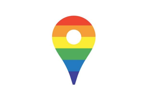 Google cria mapa colaborativo para comunidade LGBT indicar 'lugares de orgulho'. (Foto: Divulgação/Google)