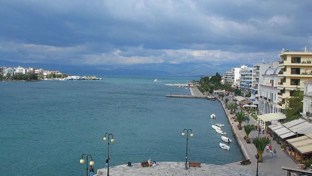 Cálcis, na Grécia (Foto: Wikimedia Commons)
