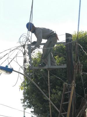 EDP também ficaria proibida de cortar energia sem avisar usuário (Foto: Gildo Loyola/ Arquivo A Gazeta)
