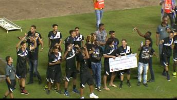 Botafogo vence o Auto Esporte e fica com o título do Campeonato Paraibano Sub-19