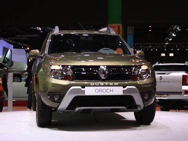 Renault Duster Oroch (Foto: Rafael Miotto/G1)