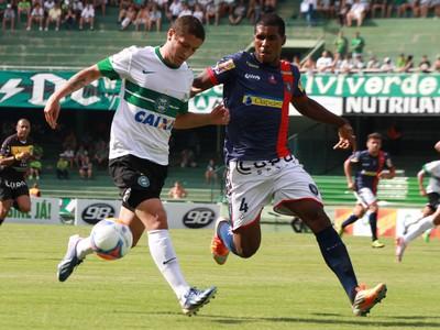 Zé Rafael Coritiba Cianorte  (Foto: Divulgação / Site oficial do Coritiba)