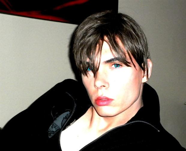 O ator pornô Luka Rocco Magnotta em foto divulgada pela polícia (Foto: Reuters)