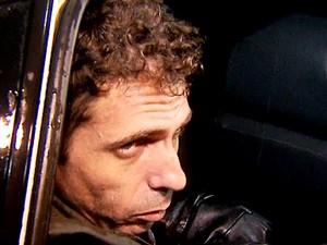 Cantor sertanejo Hudson, preso em Limeira (Foto: Reprodução / EPTV)