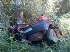 Veículo bate em árvore na ERS-129 e deixa cinco pessoas feridas no RS