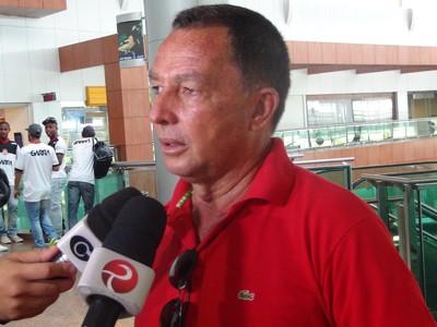 Eduardo Neto Santa Rita (Foto: Viviane Leão/GloboEsporte.com)
