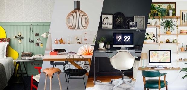 Decoração de home office: 15 ideias para trabalhar em casa (Foto: Divulgação)