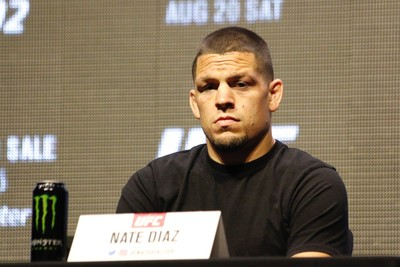 Nate Diaz (Foto: Evelyn Rodrigues)