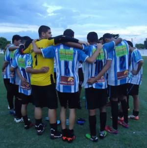 Sparta começa treinos para a segundona tocantinense (Foto: Divulgação)
