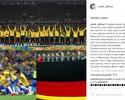 Apaixonado pelo Brasil, Podolski parabeniza seleção pelo ouro olímpico