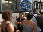 Passageiros têm dúvidas em dia de alterações de ônibus no Rio