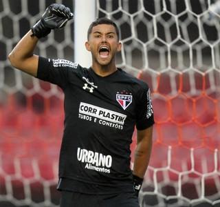 Renan Ribeiro São Paulo x Ituano (Foto: Werther Santana/Estadão Conteúdo)