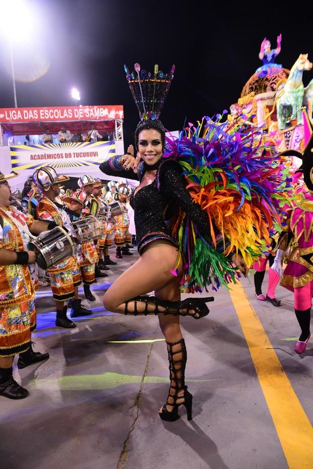 Daniela Albuquerque (Foto:  Leo Franco / AgNews)