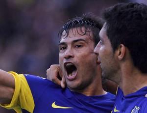 cvitanich Boca Juniors (Foto: Reprodução / Olé)