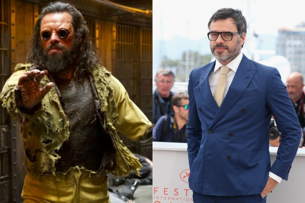 Jemaine Clement como Boris, o Animal (Foto: Divulgação/Getty Images)