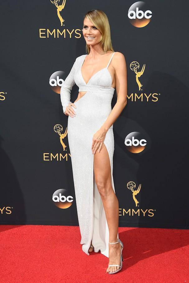 Heidi Klum de Michael Kors (Foto: Getty Images)