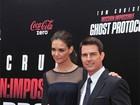 Tom Cruise proibia Katie Holmes de viajar com elenco dos filmes, diz site