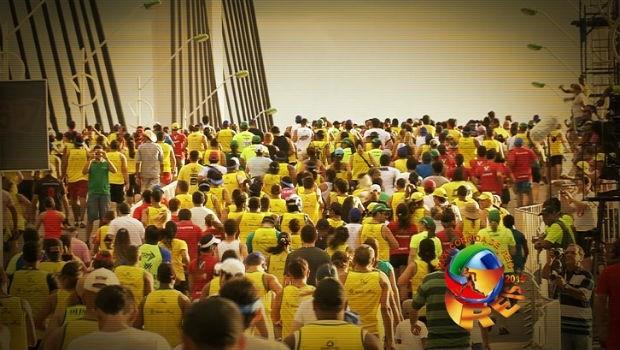 Corrida de Reis (Foto: tvca)