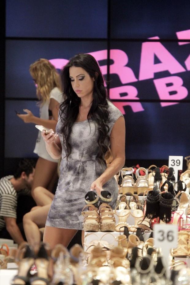 Gracyanne Barbosa (Foto: Wallace Barbosa/AgNews)