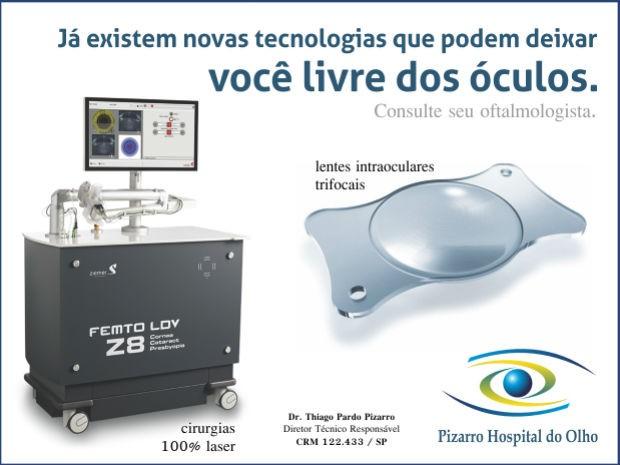 6f0e55ec01374 No Pizarro Hospital do Olho você encontra o melhor tratamento para a sua  visão (Foto
