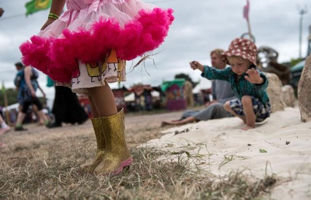 Festival Glastonbury (Foto: Getty Images)