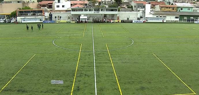 Resultado de imagem para estádio camilo mussi 2017