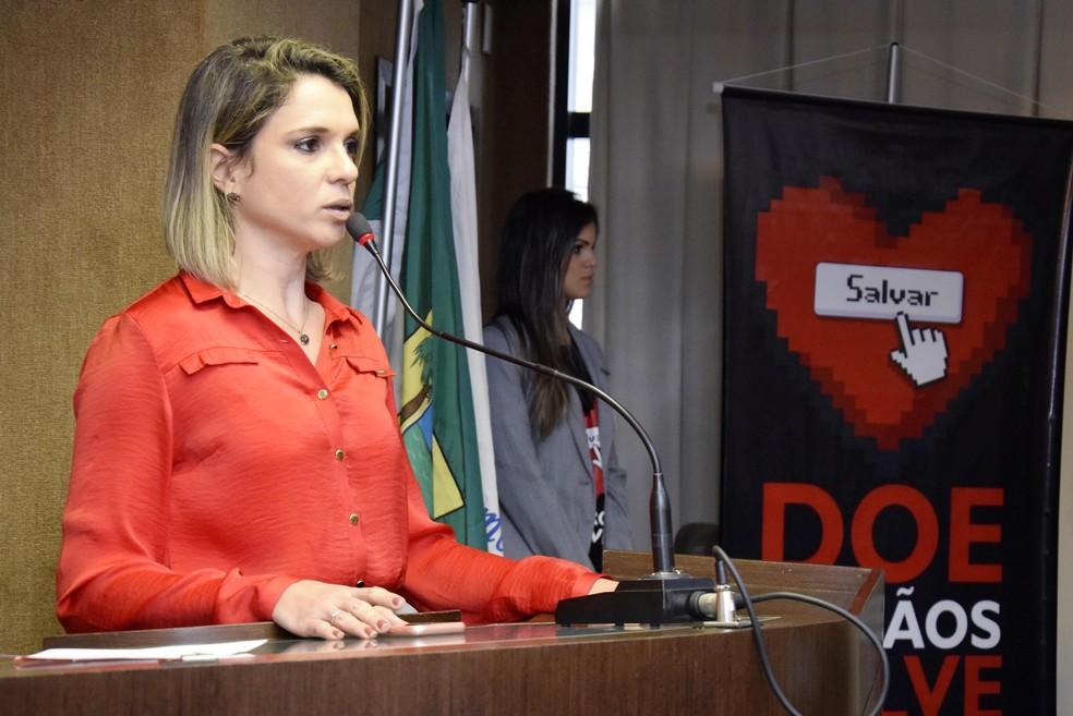 Segundo Raissa de Medeiros Marques, famílias ainda recusam doação de órgãos por falta de conhecimento (Foto: Divulgação/ Sesap)
