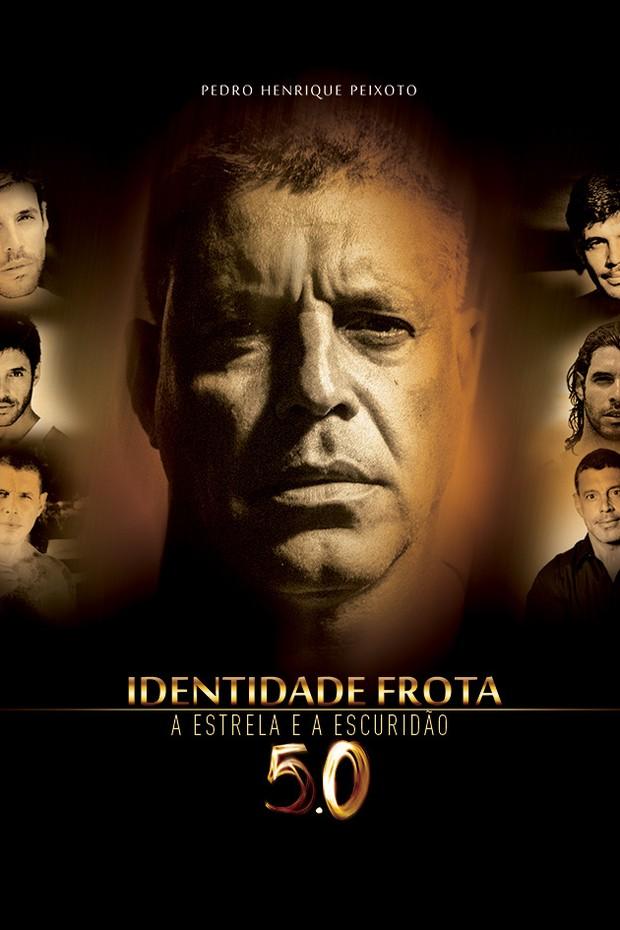 Capa do livro de Alexandre Frota (Foto: Divulgação)