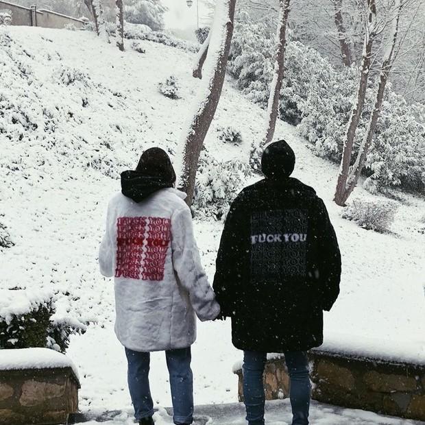 Bruna Marquezine e Neymar (Foto: Reprodução/ Instagram)