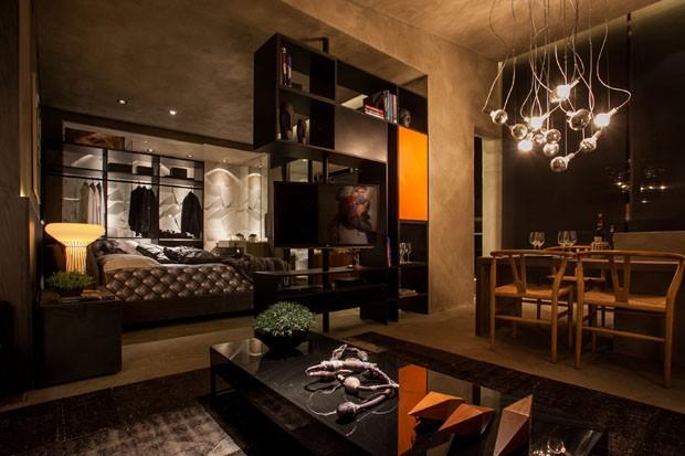 17 ambientes com natureza e aconchego casa vogue ambientes. Black Bedroom Furniture Sets. Home Design Ideas