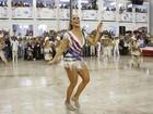 Ivete foi o maior destaque de domingo na Sapucaí, segundo internautas