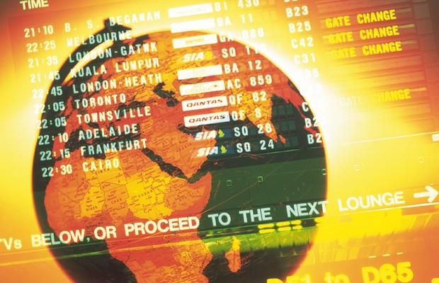 Multinacionais_expansão_mundo_globo_capital_economia_global (Foto: Thinkstock)